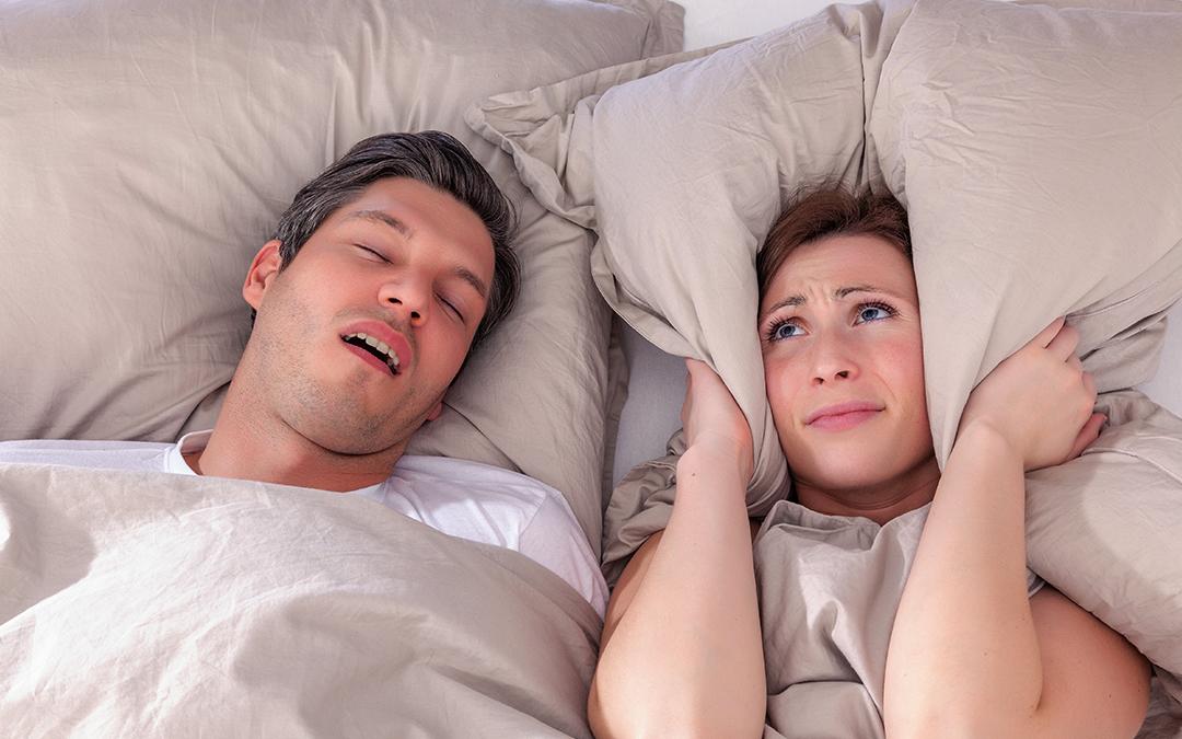 Dealing with Sleep Apnea