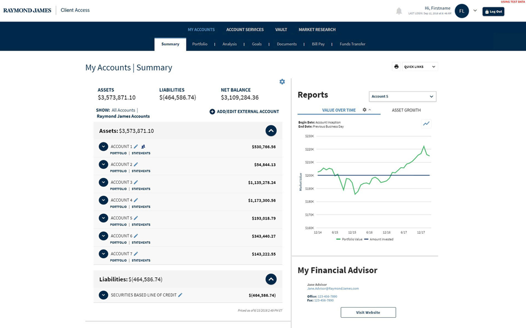 Investor Access is now Client Access