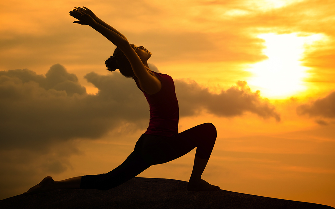 Restorative Yoga – Long and Easy Stretching