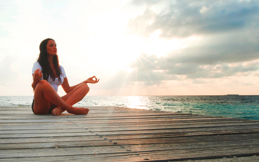 Simple Meditation for Clarity and Peace