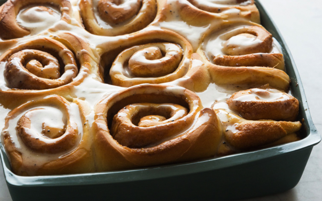Super-Gooey Cinnamon Rolls