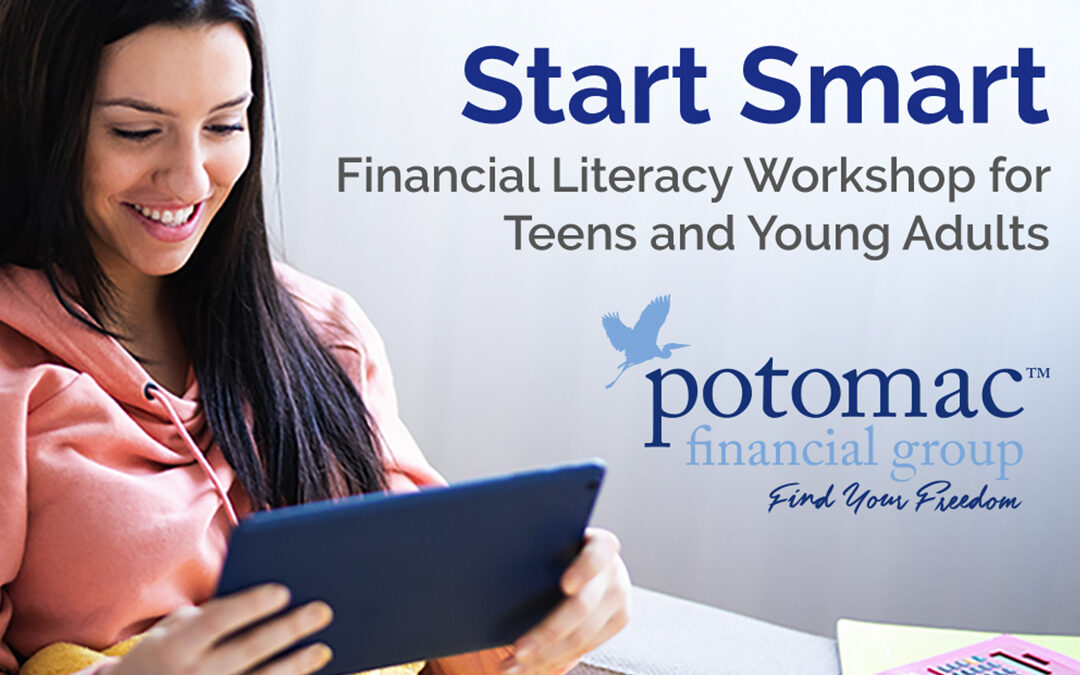 Start Smart Financial Literacy Workshop for Teens and Young Adults