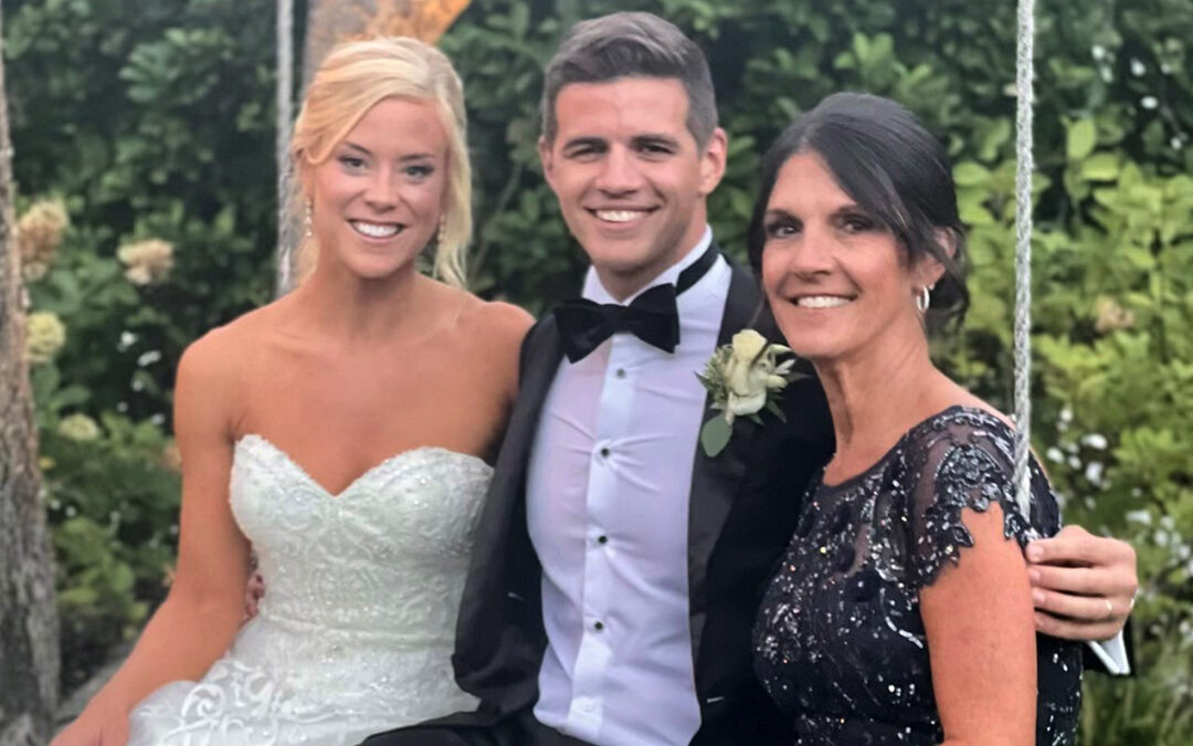 Deb's Son Gets Married