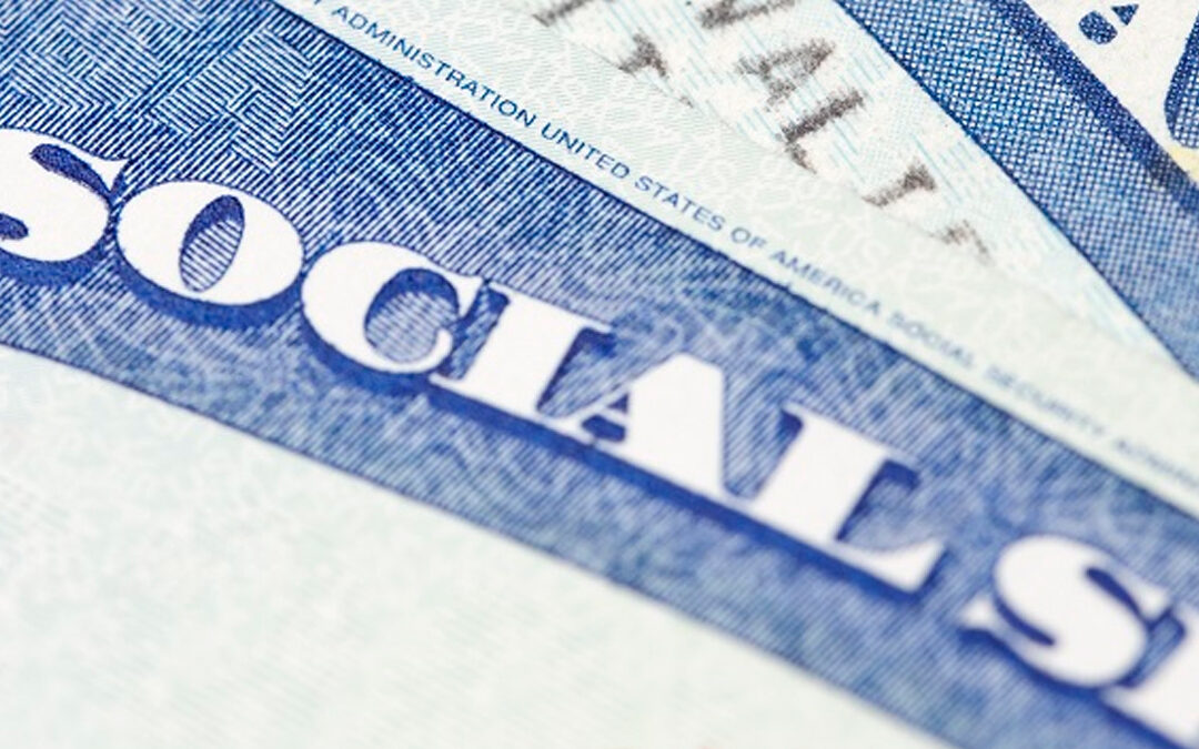 Social Security Increases Benefits by 5.9% for 2022